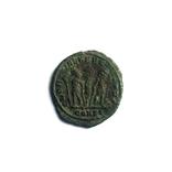 Констанций II - Два солдата,один штандарт ( 337 - 361 ) Constantinople, фото №5