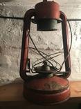 Гасовая лампа СССР, фото №2