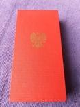 Польская медаль в родной коробке, фото №2