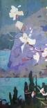 "Зорин Станислав Валерьевич, ""Пора цветения""2017,холст, масло,30х45,не оформлена, фото №5"