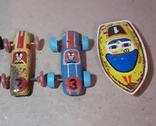 Гоночные машинки СССР  5 шт. Одним лотом, фото №4