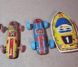 Гоночные машинки СССР  5 шт. Одним лотом, фото №5