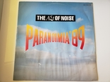 "Vinyl. Electronic. ""The Art Of Noise ‎– Paranoimia '89"", фото №2"