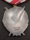 БКЗ (Боевого Красного Знамени ) - 5 ое награждение , копия., фото №9