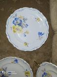 Тарелки Фарфор Германия Schoenau 6 штук, фото №10