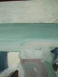 "Одесса, Е.Рахманин""Абстракция"", акрил, бумага, 82*64см,2019г, фото №9"