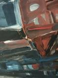 "Одесса, Е.Рахманин""Абстракция"", акрил, бумага, 82*64см,2019г, фото №10"