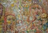 """Картина """"На пикнике"""" 2007 г.  Художник  Принь Сергей., фото №6"""