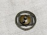 Значок с закруткой на кашкет поляцького школярика., фото №5