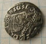 Трояк  Сигизмунда 3-го,м.д.Люблин (1597) R1 по Ігеру, фото №3