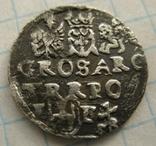 Трояк  Сигизмунда 3-го,м.д.Люблин (1597) R1 по Ігеру, фото №4