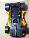 Машинка игрушечная СССР электромеханическая гоночная БАГГИ 5, фото №5