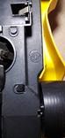 Машинка игрушечная СССР электромеханическая гоночная БАГГИ 5, фото №8