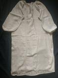 Старинная сорочка вышиванка. Сорочка вишита святкова., фото №2