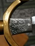 Стилет средневековье копия, фото №5