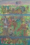"""Картина  """"Курортная мозаика"""" 2020 г. Художник Принь С., фото №2"""