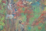 """Картина  """"Курортная мозаика"""" 2020 г. Художник Принь С., фото №6"""