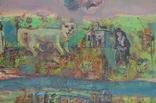 """Картина  """"Курортная мозаика"""" 2020 г. Художник Принь С., фото №7"""