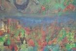 """Картина  """"Курортная мозаика"""" 2020 г. Художник Принь С., фото №8"""