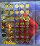 """Полная коллекция""""Города Воинской Славы"""" . 59 монет ГВС в капсульном альбоме., фото №8"""