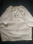 Старинная сорочка вышиванка. Сорочка вишита весільна., фото №2