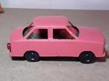 Машинка Жигули из СССР длина 9 см., фото №6