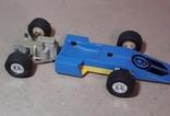 Машина, автомобиль гоночный СССР , клеймо знак качества , на реставрацию, фото №2