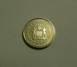 Белиз, 10 центов 1974 - Птицы - серебро, фото №3