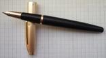 """Перьевая ручка """"Lily-718"""". Пишет довольно мягко и насыщенно., фото №2"""