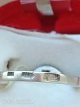 Набор серебро 925пр. Звезда., фото №6