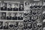 Фото 1-й выпуск Кинотехникума г.Советск (Тильзит) 1953 год, фото №5