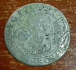 Шестак 6 Грошей 1667 года!!!, фото №5