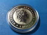 1 доллар Австралия 2016 года. Копия, фото №2