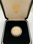 Монета Рождество Христово 50 грн, фото №2