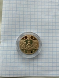 Монета Рождество Христово 50 грн, фото №4