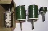 Резисторы СП5/ППБ, фото №2