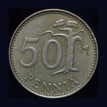 Финляндия 50 пенни 1981, фото №2