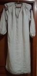 Полотняна жіноча сорочка, фото №2