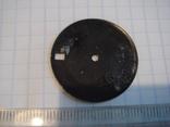 Циферблат к часам Восток 17 камней, черный, фото №4