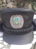 Шапка зимняя милицейская р.59, фото №9