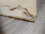 Оргстекло тонкое,лист 60х57 см.,толщина 1 мм, советского времени, в оригинальной упаковке, фото №4