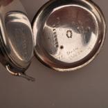 """Часы швейцарской фирмы Omega с маркировкой Baume & Mercier (""""B.M."""" в овале)., фото №12"""