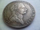 Талер 1795 рік копія, фото №3