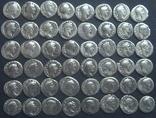 Монеты Древнего Рима (денарии) 48 штук. (2), фото №2