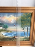 Картина «Морський пейзаж», фото №7