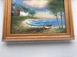 Картина «Морський пейзаж», фото №8