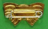 Колодка на Орден Материнства 1 ст. Рифленка. Копия (289м), фото №3