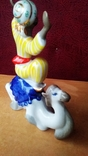 Ходжа Насреддин на верблюде. Коростень 1960 г., фото №3