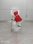 Статуэтка девочка и снеговик, фото №2