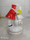 Статуэтка девочка и снеговик, фото №4